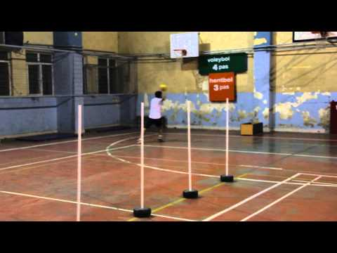 Sakarya Üniversitesi BESYO Sınav Parkuru Gebze Rekrasyon Spor Klubu Farklıyla
