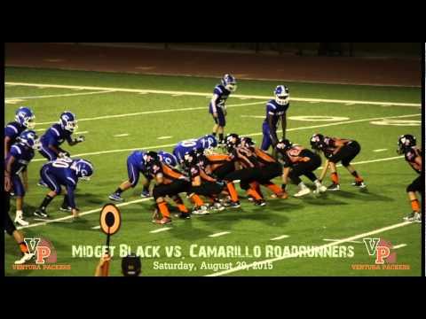 Camarillo roadrunners midget black