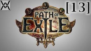 Path Of Exile прохождение гайд 13 Библиотека и квест Фейргрейвса