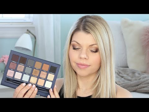 OBSESSING OVER THIS NATURAL EYESHADOW PALETTE!