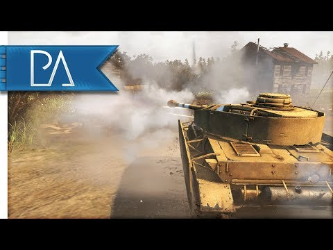 GERMAN ARMOR SEEMS UNSTOPPABLE!! - Company Of Heroes 2