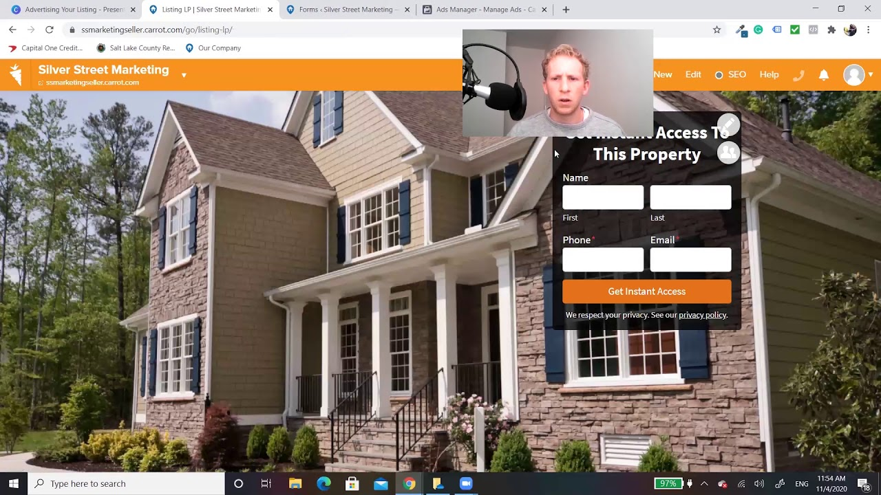 Finding Real Estate Seller & Buyer Leads By Advertising Your Listing On Facebook