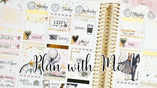 Plan with Me: Happy New Year!