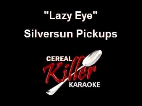 CKK   Silversun Pickups   Lazy Eye (Vocal Reduction Karaoke)