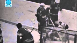 @Olympics 1964 Hockey USSR Canada