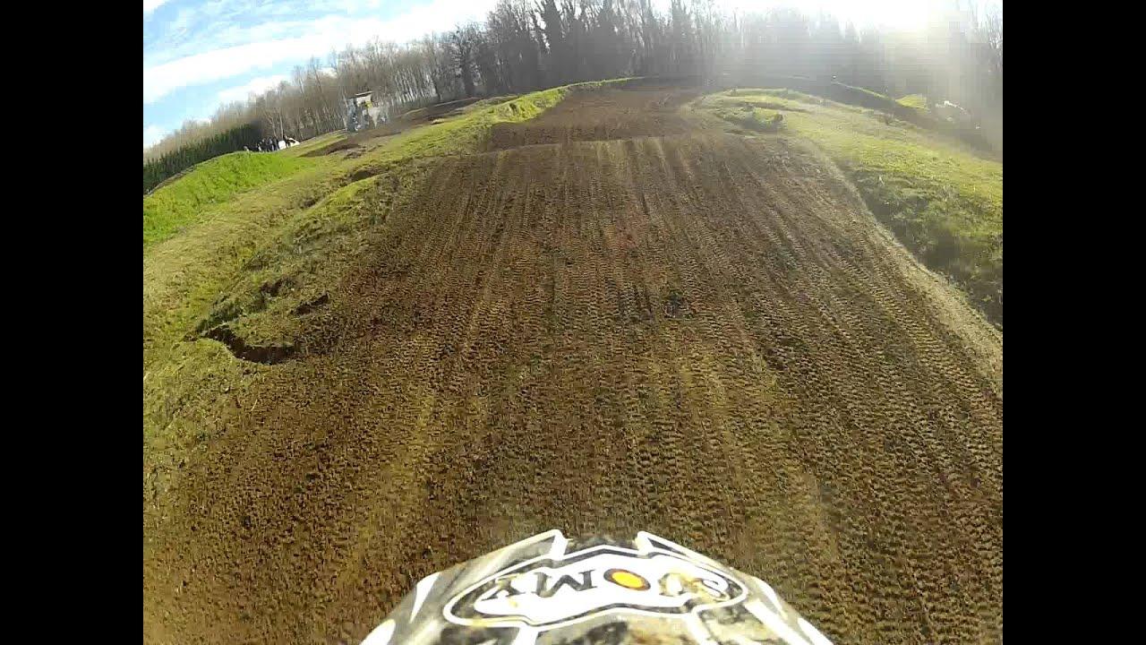 motocross ouzilly