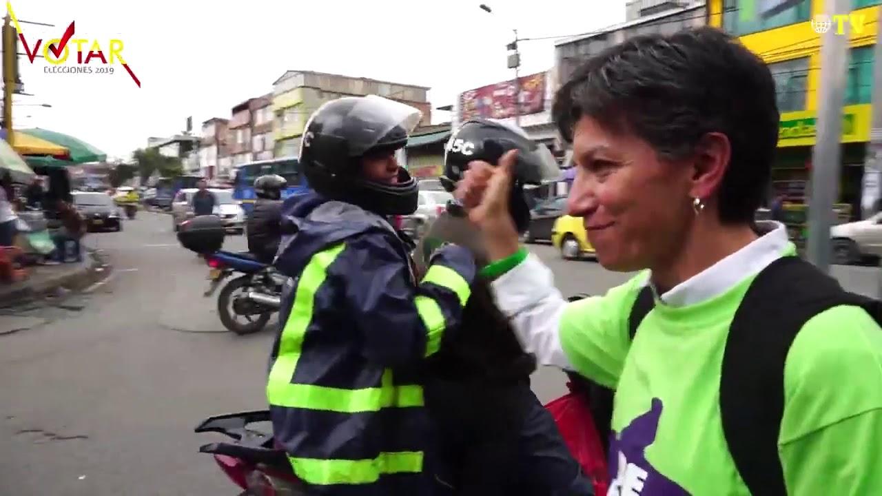Claudia López: mujer, alcadesa y progresista