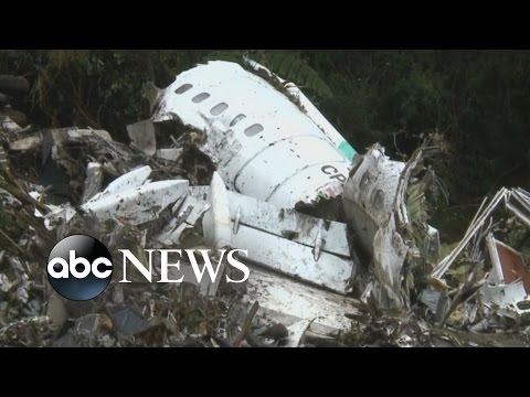 Columbia Plane Crash | Survivors Speak Out