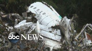 Columbia Plane Crash | Survivors Speak Out