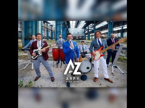 Arpy & Zip Band - Mark Ronson - Uptown Funk ft. Bruno Mars - Cover