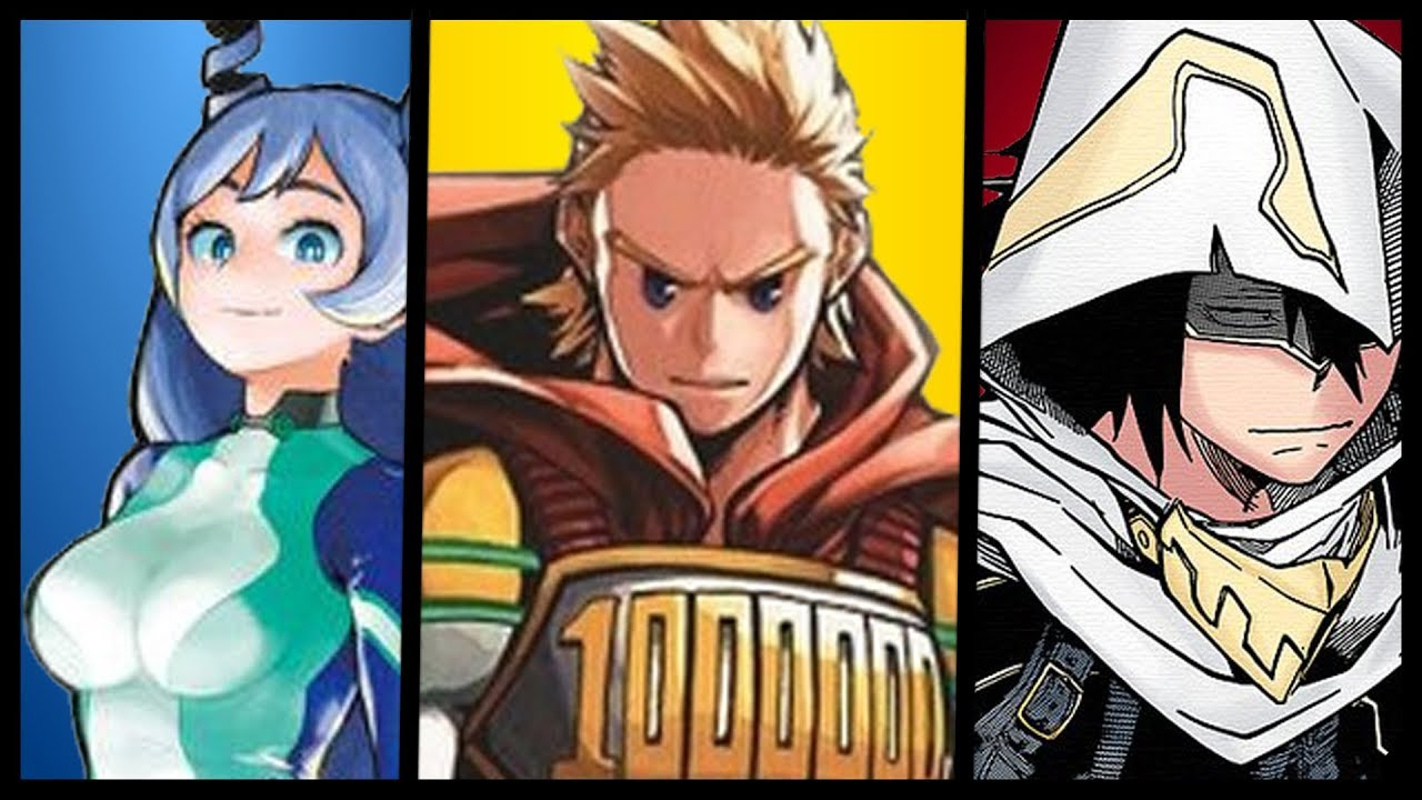 My Hero Academia Season 3 Bs