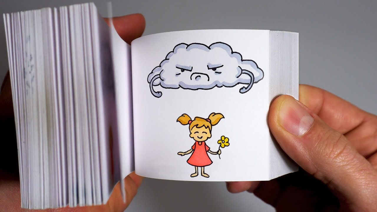 This is an image of Astounding Printable Flip Books