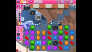Candy crush saga level 1471 No booster 3 stars