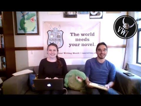 Camp NaNoWriMo Virtual Write-In 4/18/18
