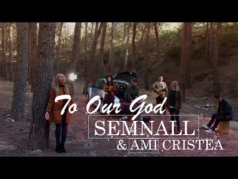 Semnall & Ami - To Our God  4K Cover