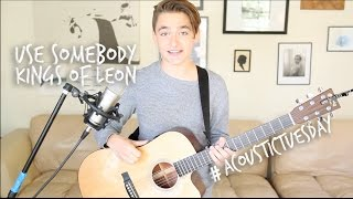Use Somebody - Kings of Leon (Acoustic Cover by Ian Grey)