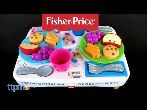 Laugh & Learn Say Please Snack Set From Fisher-Price