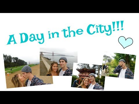 A Day in the City!!! (Vlog)