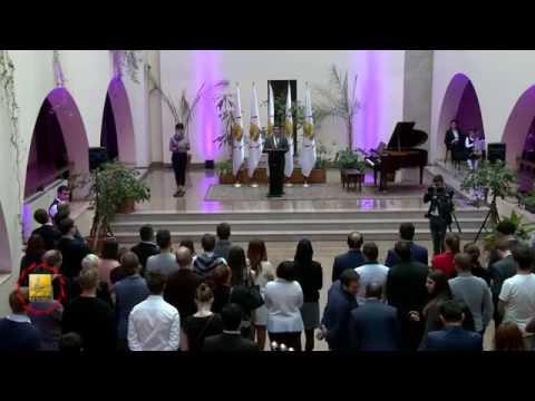 Երևանը Եվրոպական ուսանողական մայրաքաղաք - TV Programm «Capital» - 09.05.2015