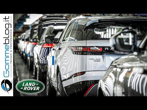 2020 Range Rover - PRODUCTION (Jaguar Land Rover Plant)