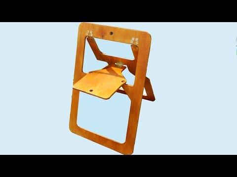 Homemade Folding Kids Chair