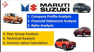 BUYING MARUTI SUZUKI LIMITED AT THIS PRICE JUSTIFIED | Stock Analysis | Top Companies For Investment