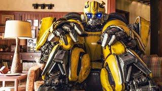 BUMBLEBEE Trailer 1 + 2 (2018) Transformers