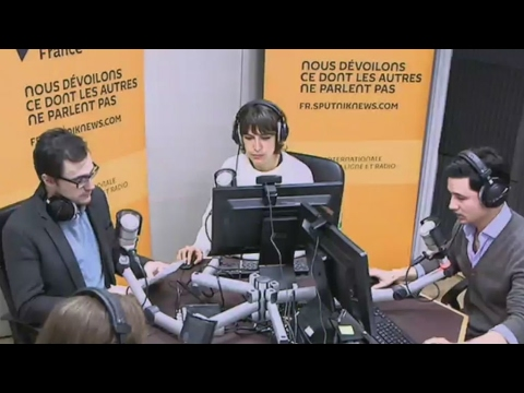 Video: Russian media expands presence in France