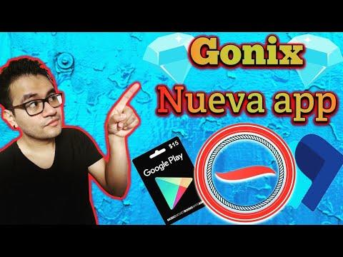 Gonix nueva app para ganar dinero