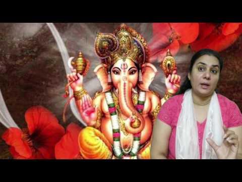 रिद्धि सिद्धि के लिए 5 मिनट गणेश जी की पूजा रोज ऐसे करें ...Do 5 min .ganesh pooja for riddhi siddhi