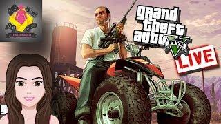 🔥GTA V Story LIVE STREAM | PS4Live Grand Theft Auto 5 CAMPAIGN 🔥TheGebs24