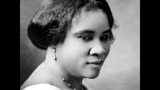 Madam C.J. Walker in the National Archives