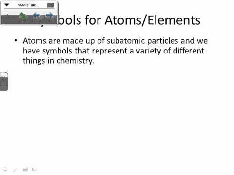 Atoms and Atomic Models Notes for November 22   Mass Number and Atomic Number
