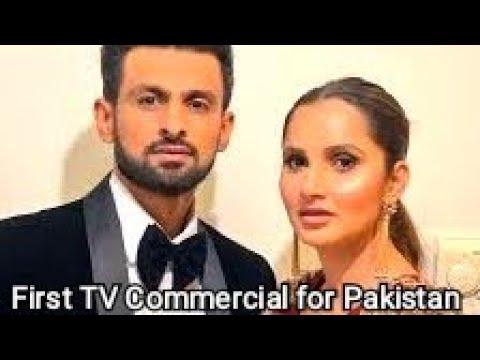 Shoaib Malik & Sania Mirza TVC - Lacasa One (Caiyad Phahad Films Project for Hussain Marketing)
