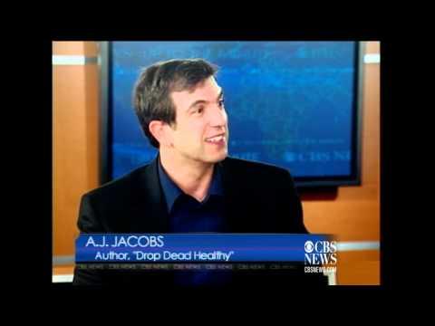 Populaire videos - A. J. Jacobs en Drop Dead Healthy: One Mans Humble Quest for Bodily Perfection