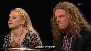 """Yohanna - Songbird (""""Beat for beat"""") - Jóhanna Guðrún"""