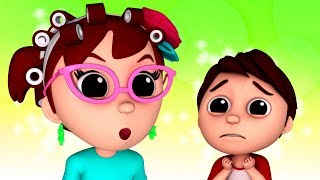 No No Song | Nursery Rhymes & Baby Songs For Kids By Baby Box