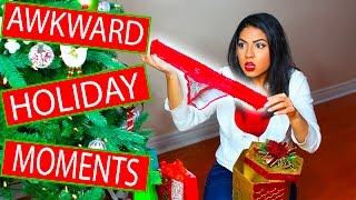 Download Awkward Holiday Moments! Mp3 and Videos