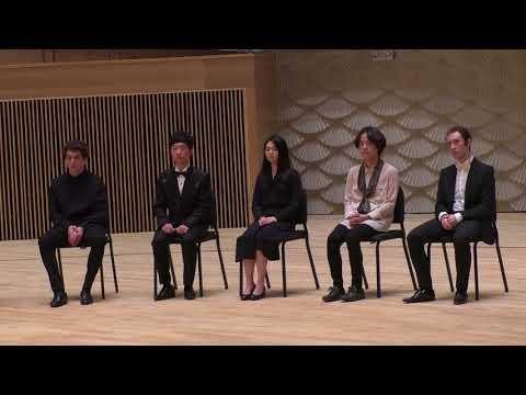 2017 Suzhou Jinji Lake International Piano Competition Award Ceremony2017苏州金鸡湖国际钢琴比赛颁奖典礼