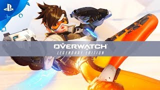 Overwatch - Official Legendary Edition Trailer (PS4 2018)