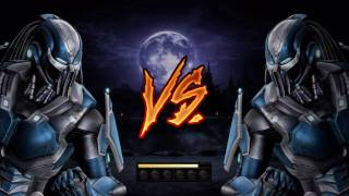 GAM3VIDZ - Mortal Kombat: KRATOS | Fatalities and Babality | Tutorial