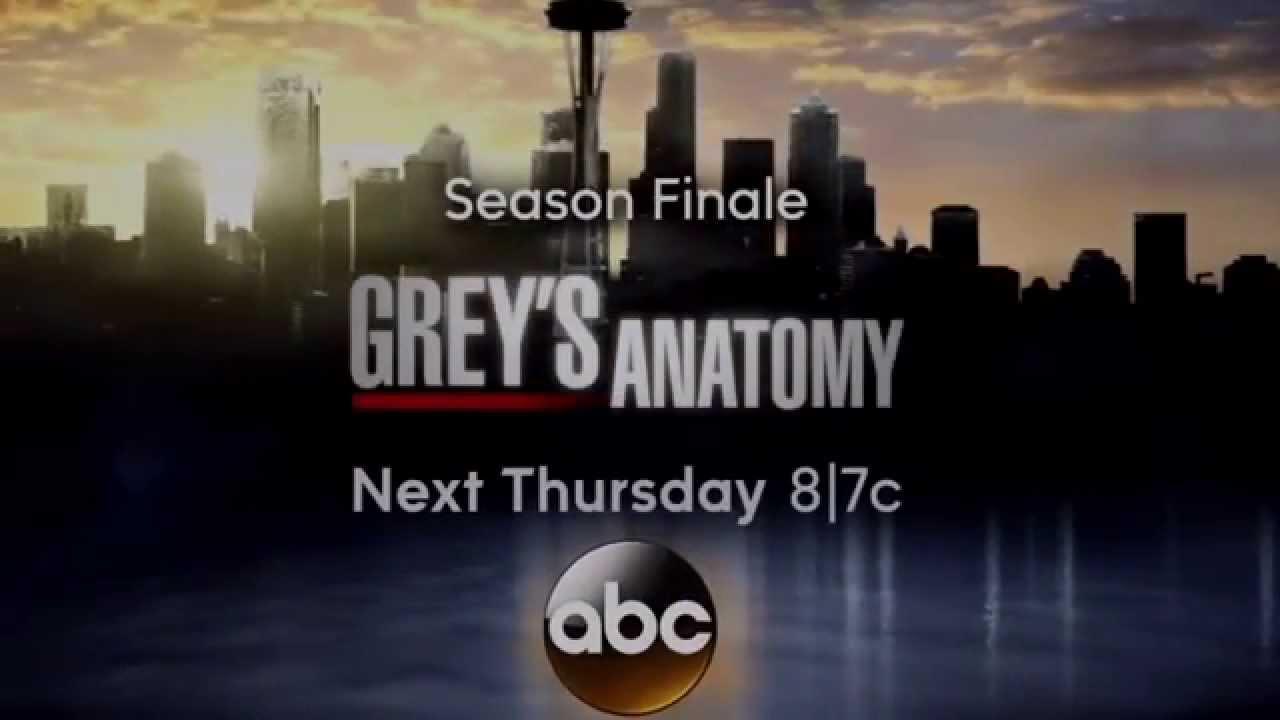 Greys Anatomy 1124 Youre My Home Season Finale Abc Promo 1