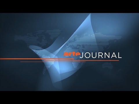 Arte Journal Intro Transparent (2012-2015) (HD)