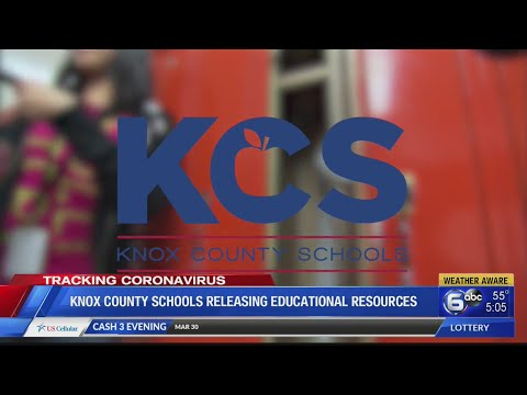 Knox Co. Schools Staff Working To Put Together 'KCS At Home' Educational Resources For Students