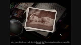 Nancy Drew Dossier: Lights, Camera, Curses! (Part 26): The Lost Footage