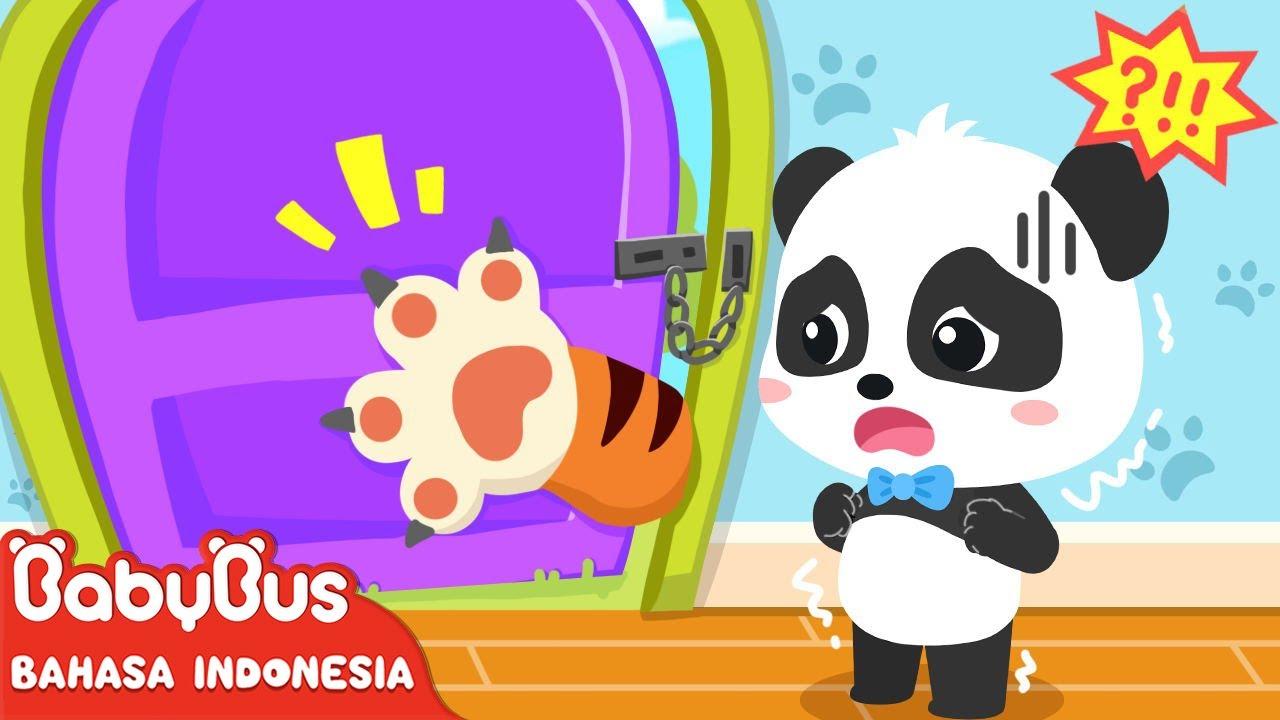 Hati-hatilah, Jangan Membuka Pintu Untuk Orang Asing | Kartun Anak | BabyBus Bahasa Indonesia