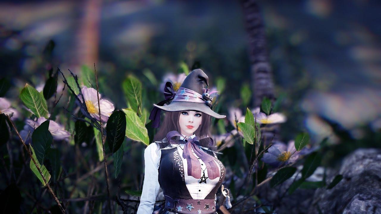 Black Desert Online   Witch awakening PVE