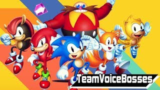 Ask the Sonic Cast - Sonic Mania Plus/Adventures Edition! (#CavemanEmpire)