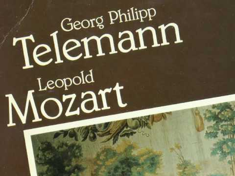 G.Ph.Telemann & Leopold Mozart: Works for French Horn (Slovak Chamber Orchestra)