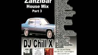 Best 80s Classic House Music Mix - Zanzibar Part 3 - by DJ Chill X